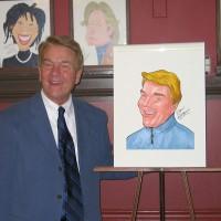 Dan Goggin bei Sardi's, NYC